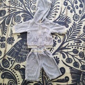Ralph Lauren Baby sweatsuit